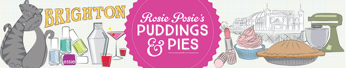 Rosie Posie's Puddings & Pies